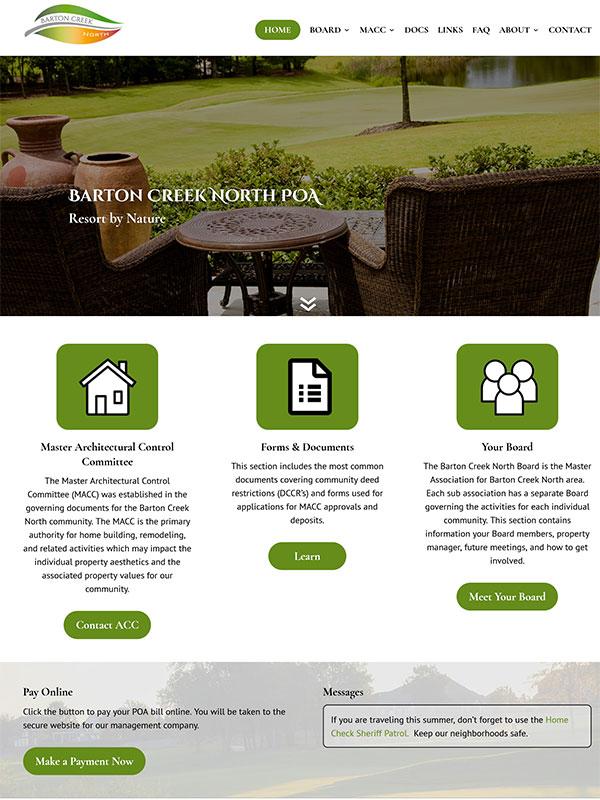 Arnie Party Website