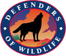 With every website build our clients get to choose an animal to adopt from the Defenders of Wildlife.