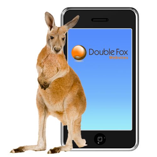 Friendly support at Double Fox Websites